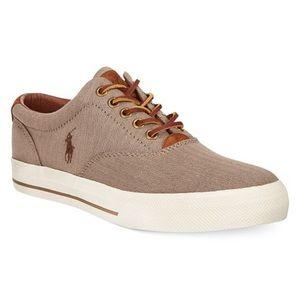 Polo Ralph Lauren Vaughn men's sneakers, like new